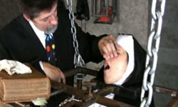 Catholic defilement torture