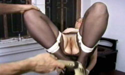 Girl next door tortured